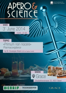 Apero & Science - June 2014